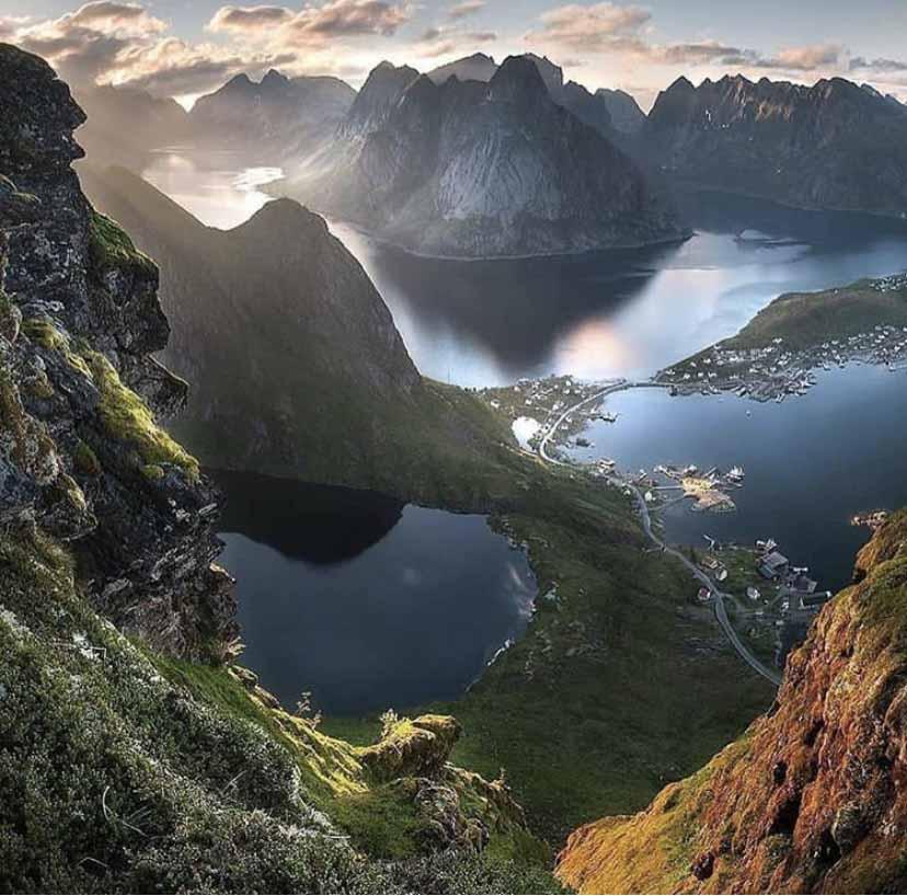 Viaggi di gruppo Fiordi e Lofoten
