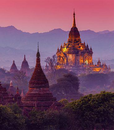 <p><strong>MYANMAR</strong>, l'Asia pi&ugrave; autentica</p>