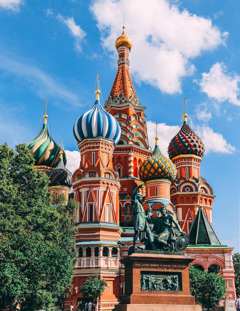 <p><strong>Russia</strong>, lo sconfinato paese degli zar</p>