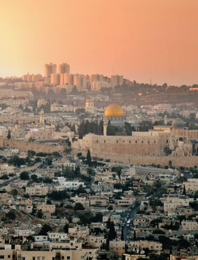 Israele, viaggio in Terra Santa